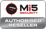 JJC Security is an authorised reseller for Mi5 Security